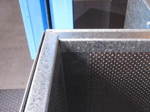Insulated Duct End Cap Rollformer