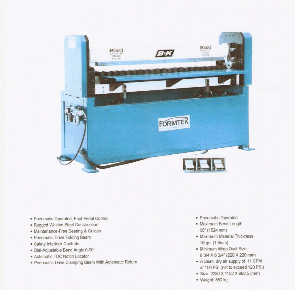 TDC/TDF Machines