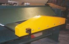 600mm Ball screw Power Back Gauge