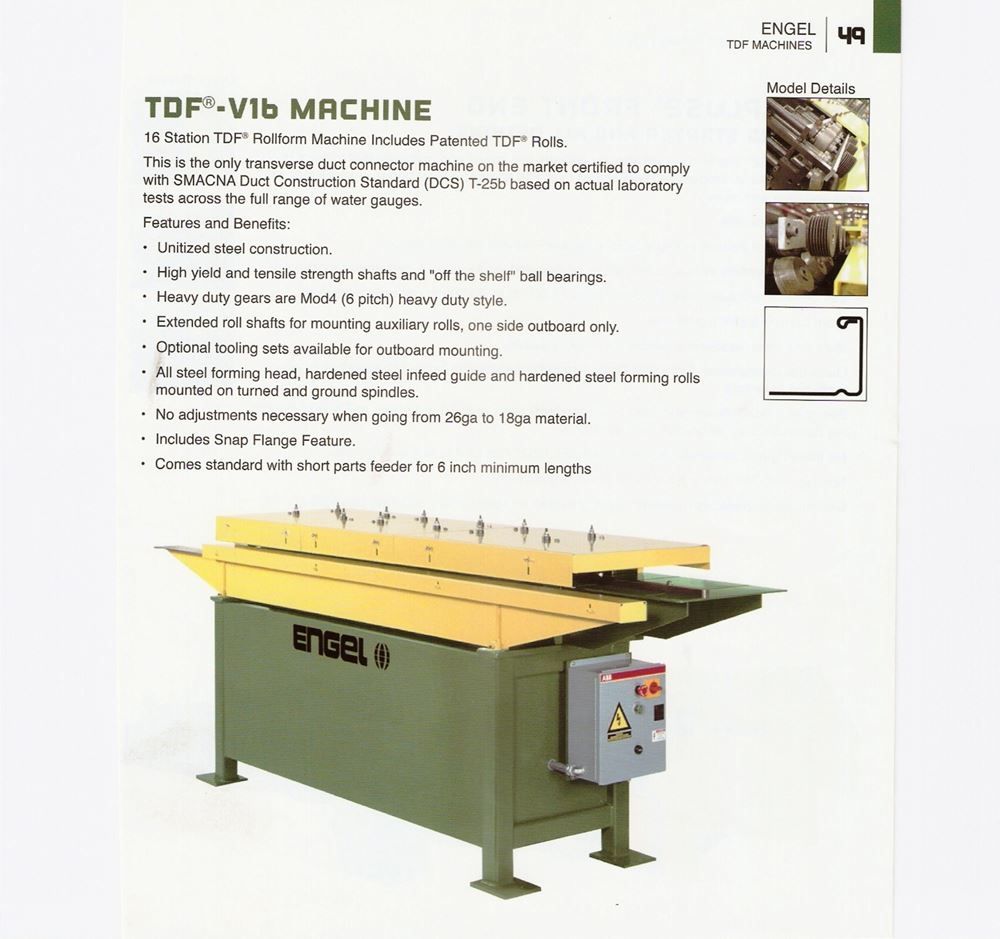 TDF Machine